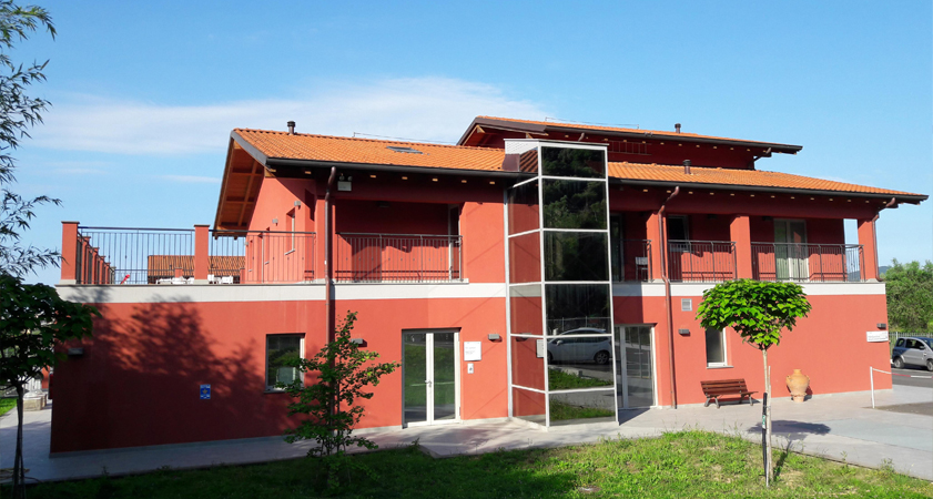 RSD Carrara, Residenza Sanitaria per Disabili Castellaro