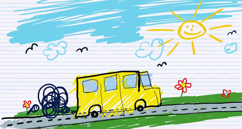 Servizio trasporto da e per i Centri di Riabilitazione
