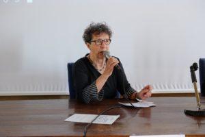 Prof.ssa Fiorella Nari Presidente Anfass Onlus Massa Carrara