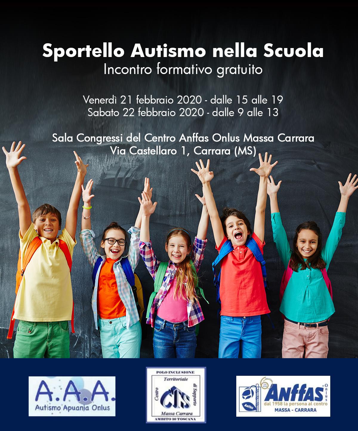 Sportello Autismo Nella Scuola