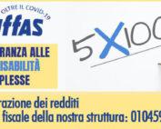 Dona il tuo 5 per mille a Anffas Massa-Carrara