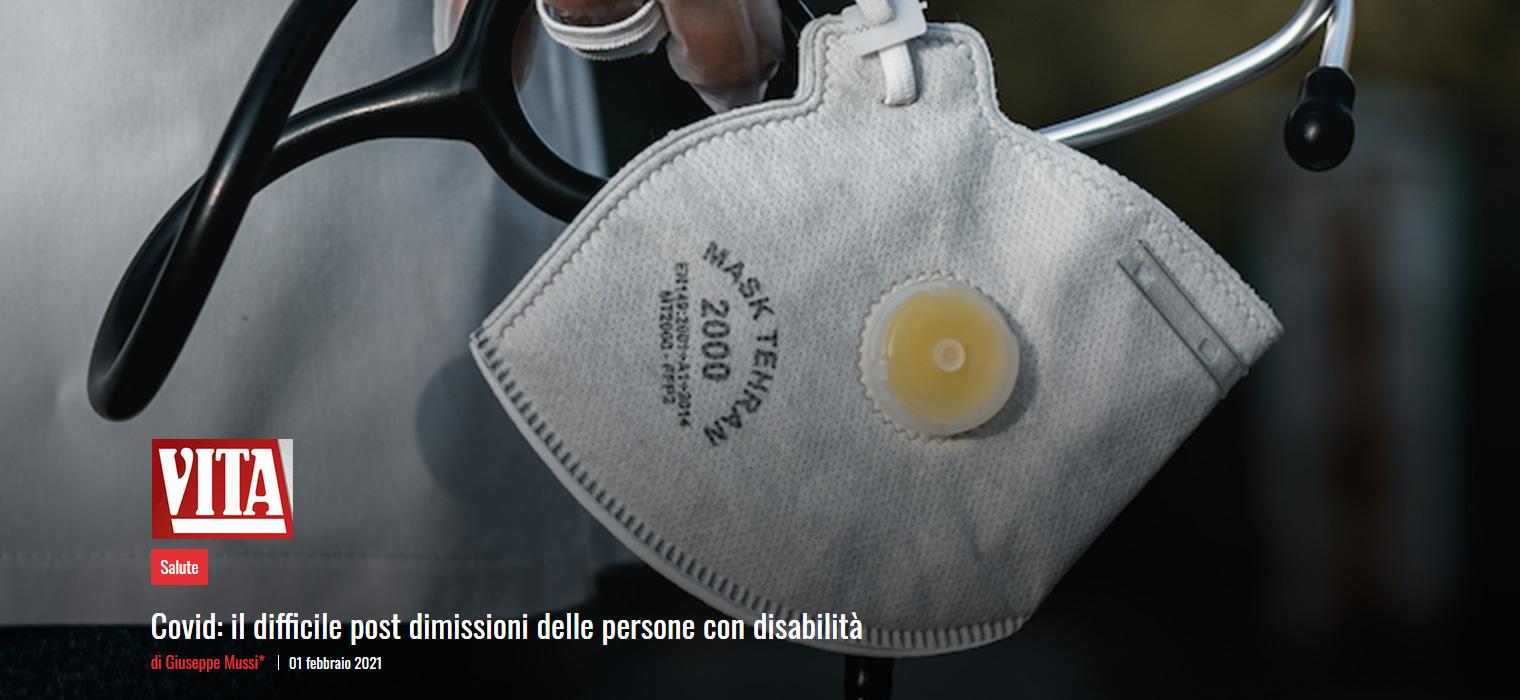 Covid e disabilità
